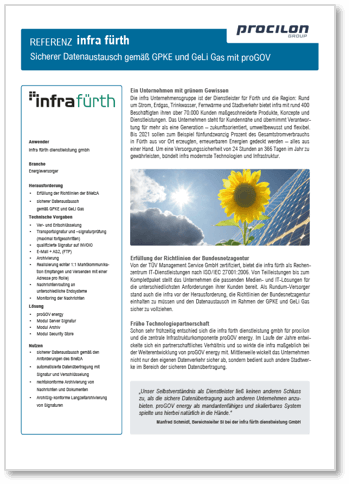Downloads Referenzblatt infra fuerth